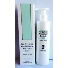 GEL CELLULITE rimodellante e snellente